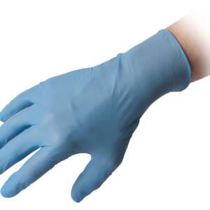 guanti-in-nitrile-senza-polvere-reflexx-77-dettaglio